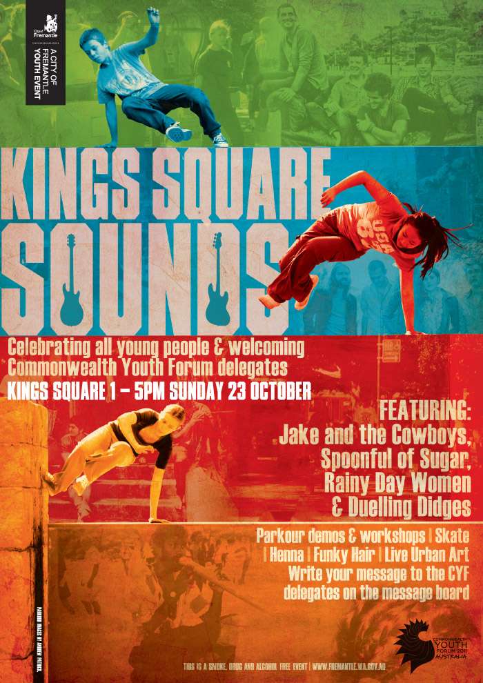 Kings Square Sounds